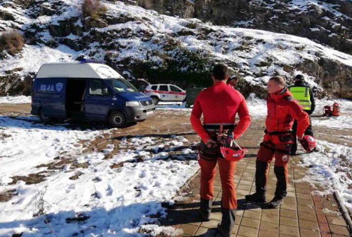 Скопјанец загинал на карпестиот терен кај Лабино во Охрид
