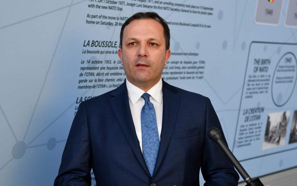 Спасовски: Очекуваме Европскиот совет да донесе одлука за отпочнување преговори за членство во ЕУ