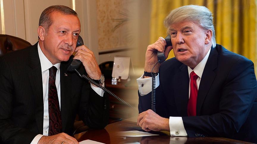 Трамп и Ердоган разговарале телефонски за ситуацијата во Либија и Сирија
