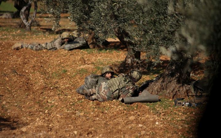 Тројца турски војници загинале во судир со сириските сили во Идлиб