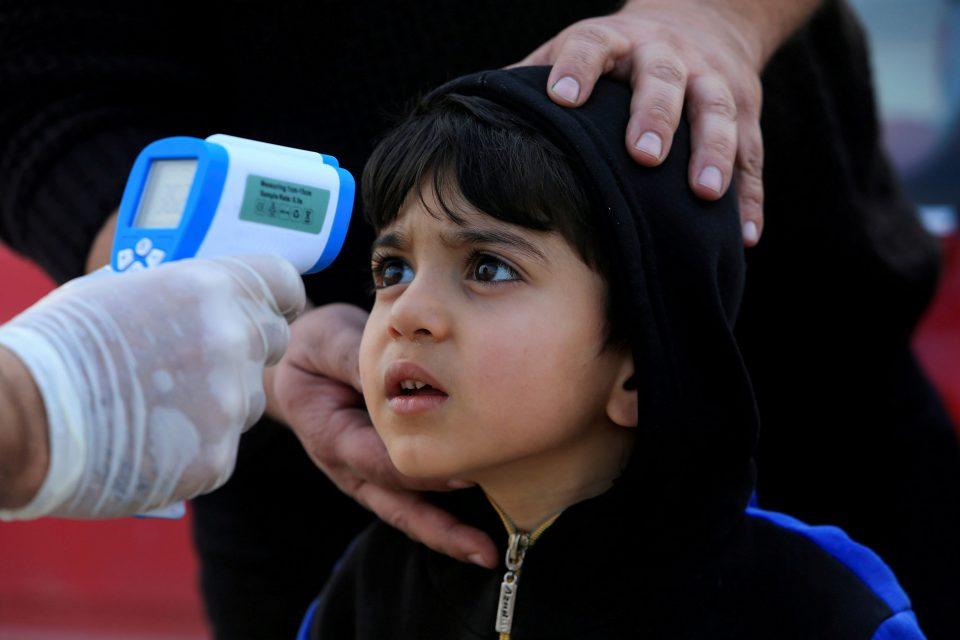 Поради пандемијата десетици милиони деца се загрозени од болести што се спречуваат со вакцина