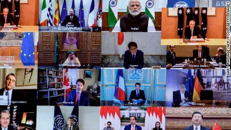 Самит на Г20: Во војна сме со вирусот, а не победуваме