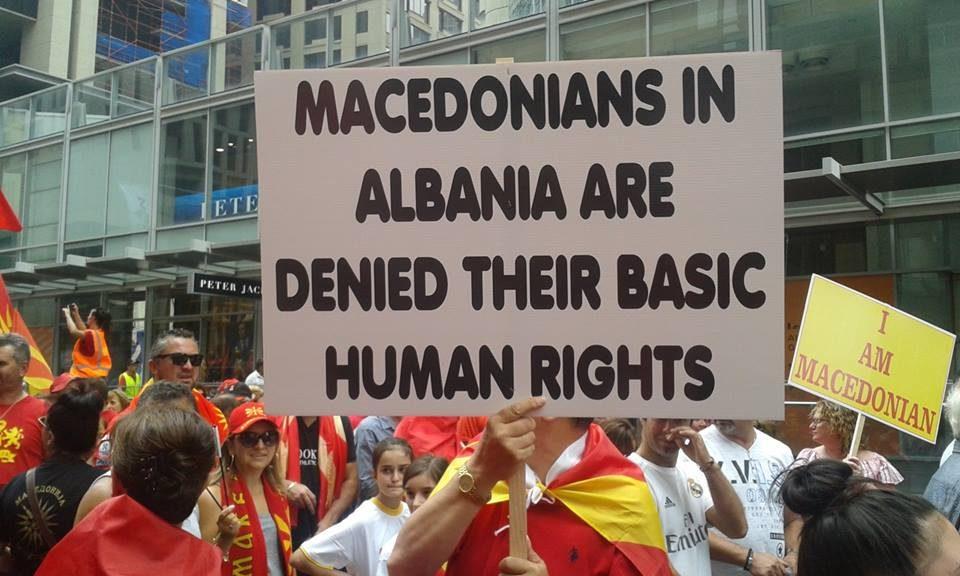 """""""Илинден"""": Јa осудуваме бугарската провокација за непостоење на македонскиот јазик и малцинство"""