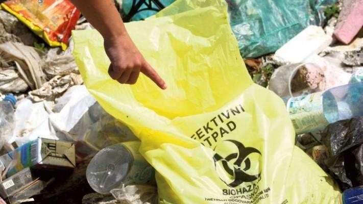 Словенија издаде упатства за третман на отпадот од заразени и изолирани лица