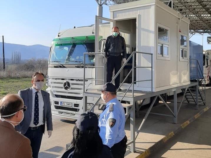 Чулев од Табановце: Активно работиме за непречена достава на потребните намирници до граѓаните