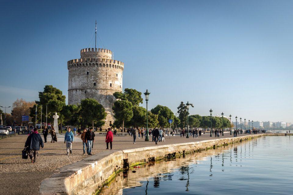 Се затвора шеталиштето во Солун