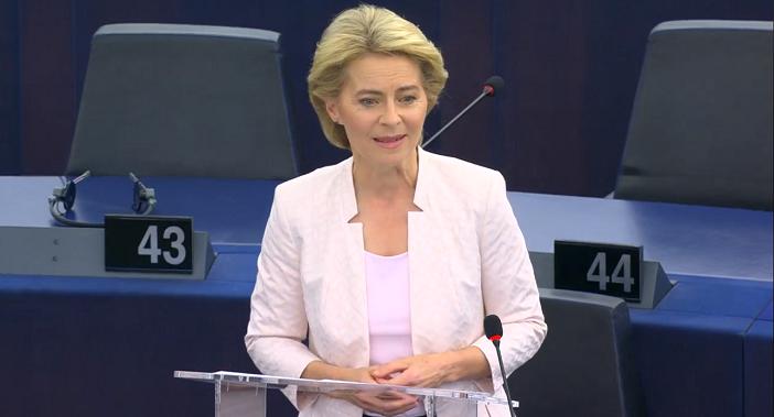 Лејен: Одлични вести за Западниот Балкан и за ЕУ, нивната иднина е во ЕУ