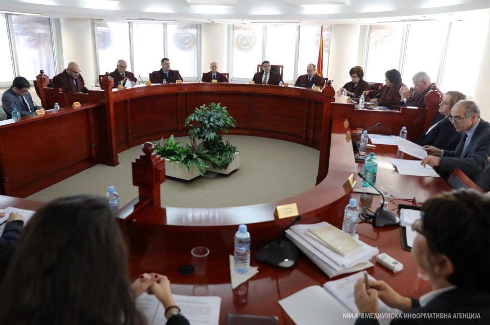 Уставен суд: Ништо од враќањето на Собранието