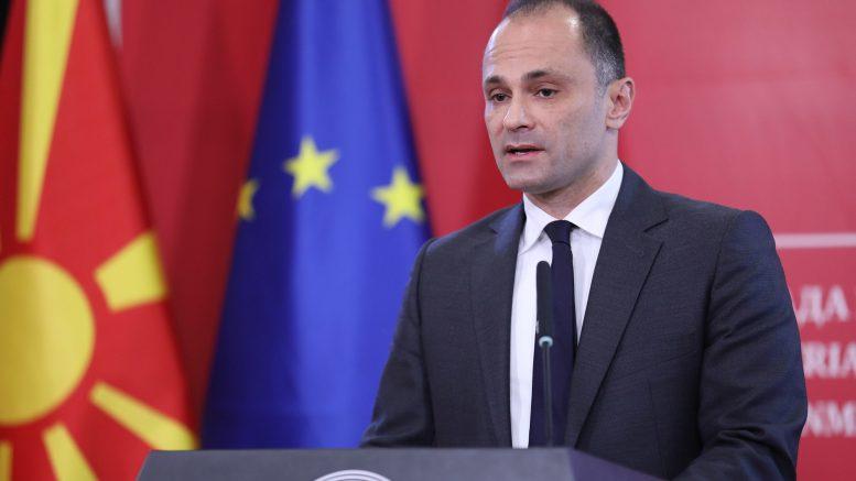 (ВО ЖИВО) Прес конференција на министерот Филипче