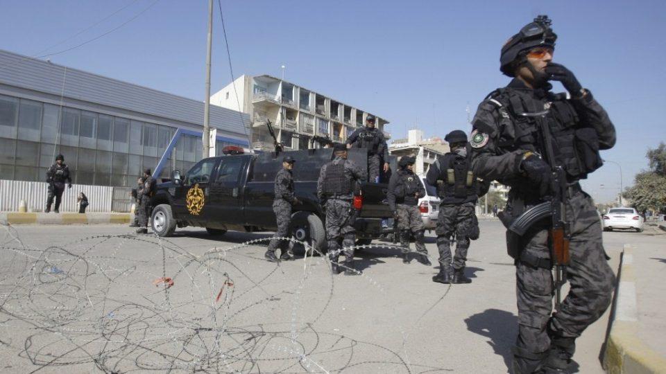 Ракети паднале во близина на американската амбасада во Багдад