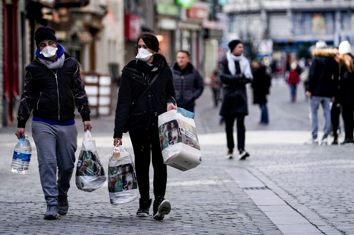 Белгија воведува построги мерки против Ковид 19