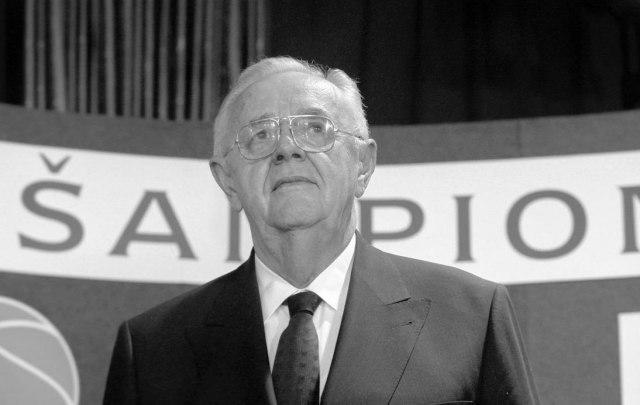 Почина легендата на светската кошарка, Бора Станковиќ