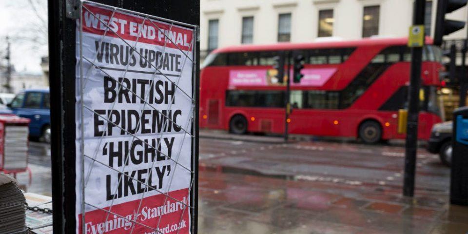 Анкета: Британците сметаат дека кризата со Ковид-19 ќе трае најмалку 6 месеци, а 73% ја обвинуваат Кина