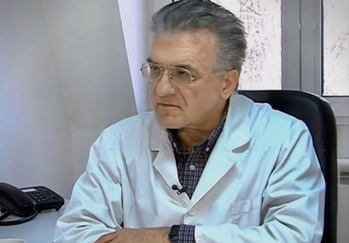 Данаиловски: Битно е колкав е бројот на хоспитализирани од коронавирусот, а не вкупниот број