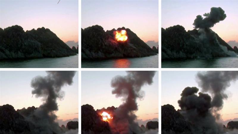 """Северна Кореја потврди """"успешен"""" тест на ракета, четврти за еден месец"""