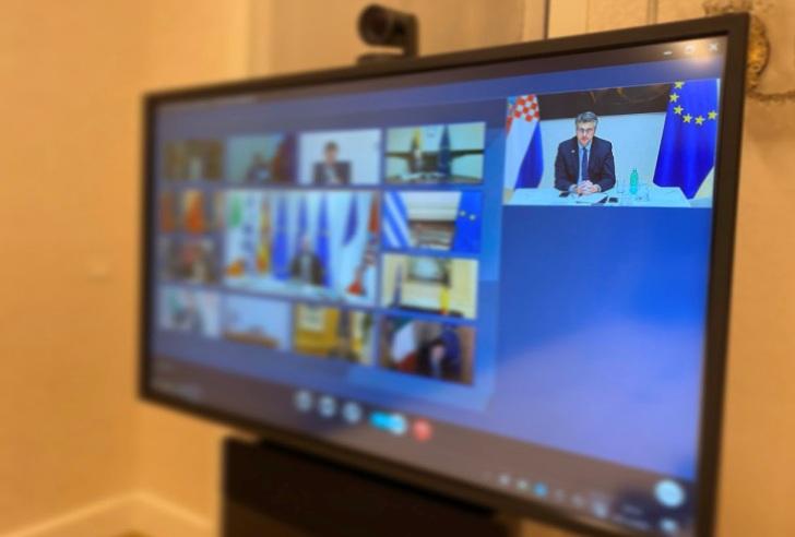 Наместо во Загреб, самитот ЕУ-Западен Балкан на 6 мај ќе се одржи виртуелно