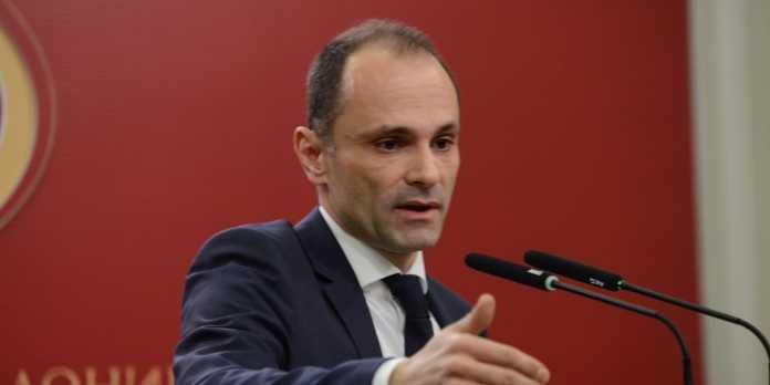 (ВО ЖИВО) Обраќање на министерот Венко Филипче за развојот на епидемијата на корона вирусот