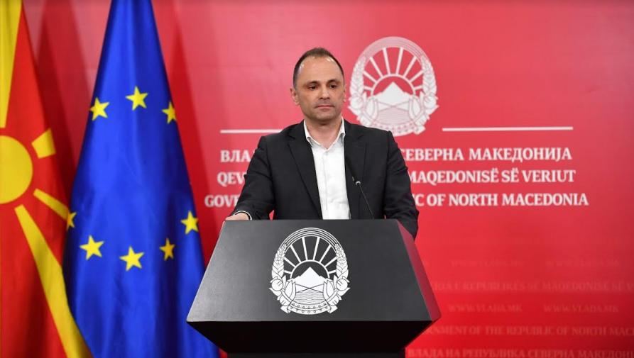 (ВО ЖИВО) Прес-конференција на министерот за здравство, Венко Филипче