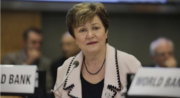 Директорката на ММФ: Kоронавирусот ја турна глобалната економија во рецесија