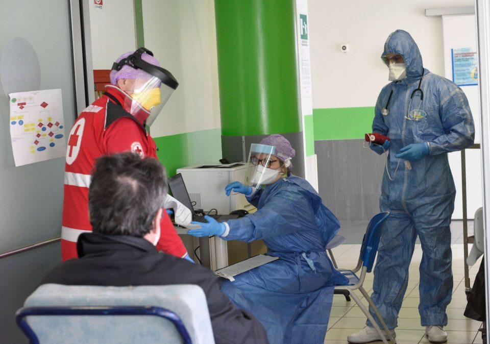 Италијанските протоколи за лекување на Ковид-19 доставени до земјите на Западен Балкан