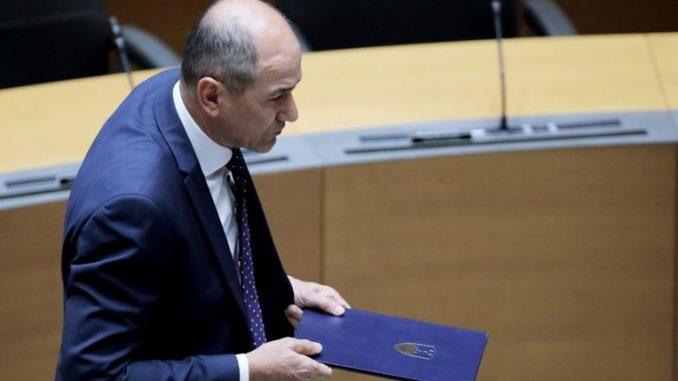 За 30 отсто намалени плати на сите владини функционери во Словенија