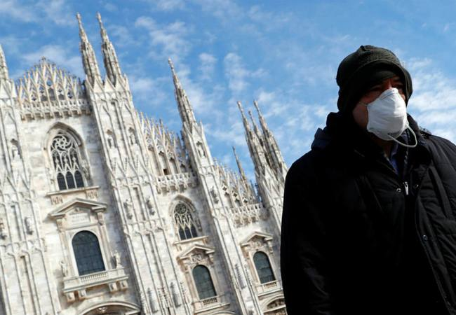 Алармантни бројки: 1300 заразени и 133 починати во Италија во последните 24 часа!