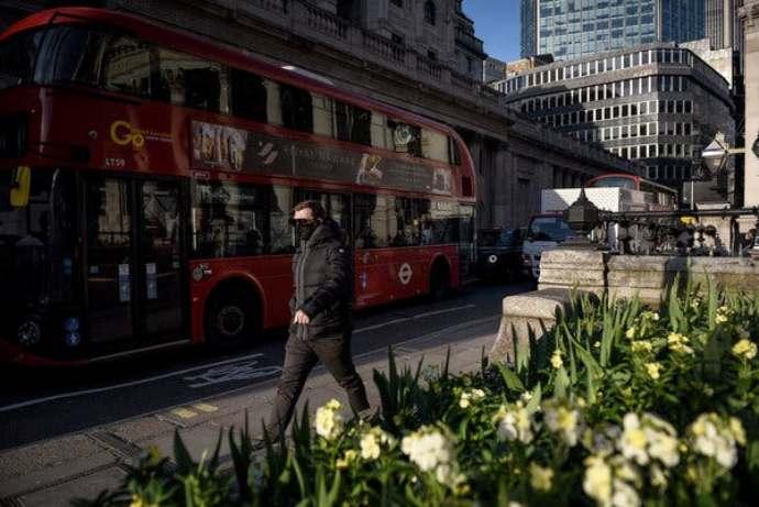 Бројот на корисници на јавниот превоз во Лондон ќе се намали за 85 отсто