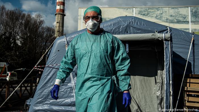 """Италија ќе воведе """"црвени зони"""" поради порастот на случаи со Ковид -19"""