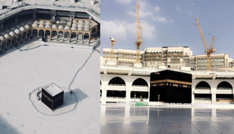Корона вирусот причина за полициски час во Мека и Медина