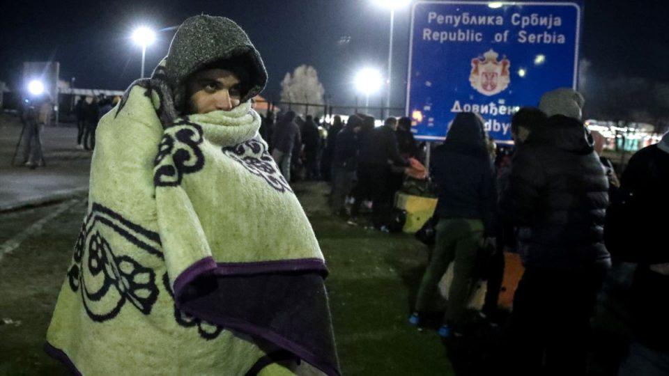 Српските државјани што доаѓаат од странство добиваат карантин во камп за мигранти во Суботица