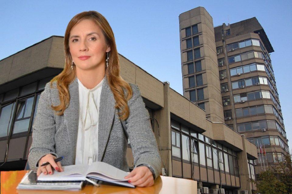 Ангеловска-Бежоска: Банкарскиот систем може да се справи со шоковите, денарот ќе остане стабилен