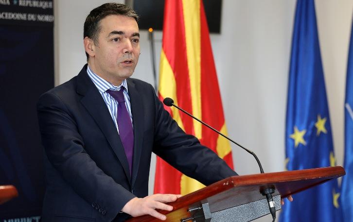 Димитров: Ќе добиеме 69 милиони евра од ЕУ за справување со коронавирусот