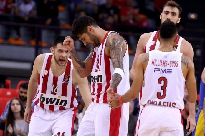 Олимпијакос им дозволи на странските кошаркари да ја напуштат Грција