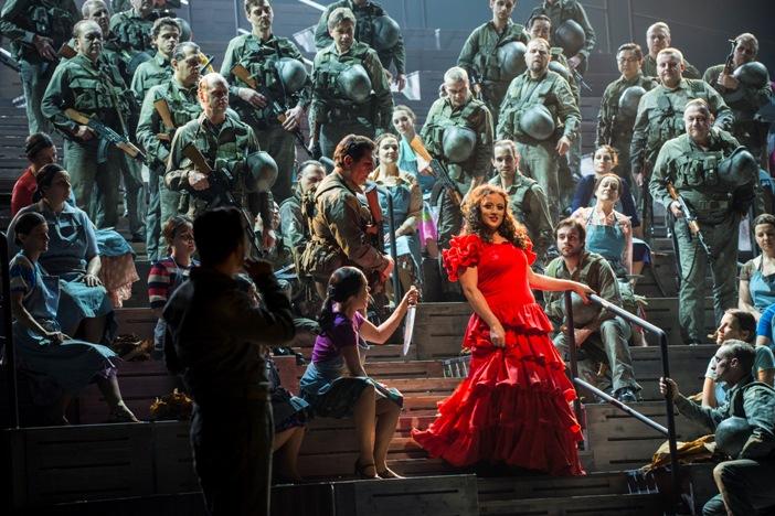 """Операта """"Кармен"""" во Берлин ќе се одигра без публика, но ќе има видео-пренос"""