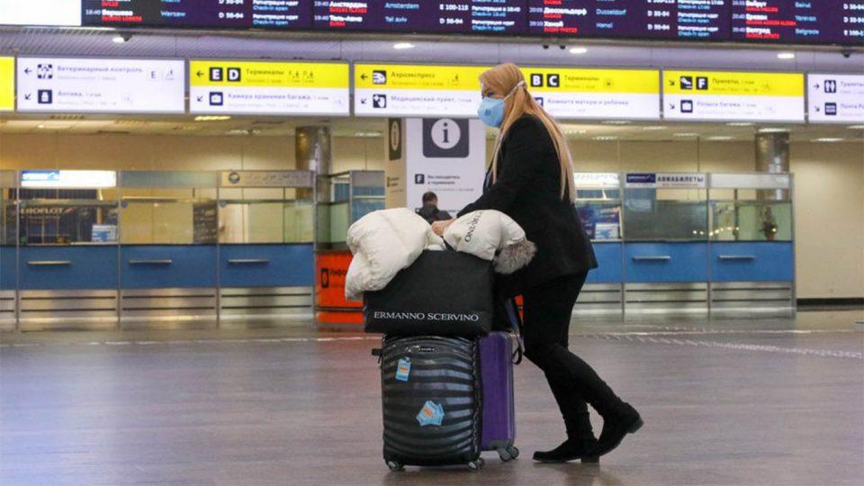 Русија ги стопира сите меѓународни редовни и чартер летови