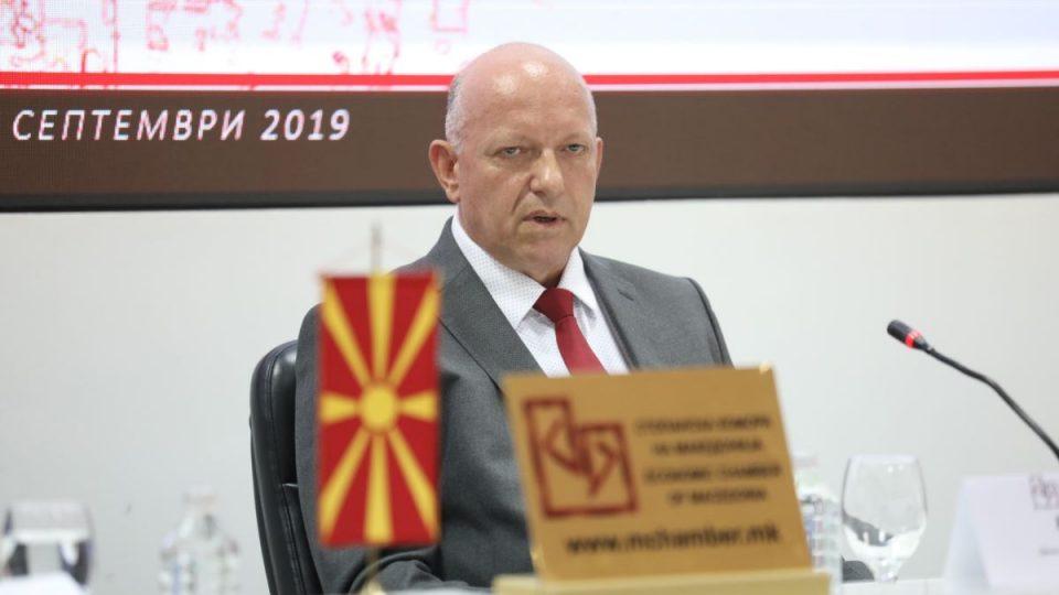 Стопанската комора на Македонија формира Кризен штаб