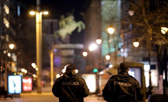Една жена го прекршила полицискиот час во Тетово