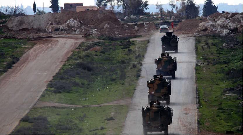 Ердоган ја обвини Сирија дека ја користи пандемијата и го крши примирјето во Идлиб