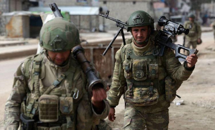 Непосредно пред почетокот на примирјето: Двајца турски војници загинале во Идлиб