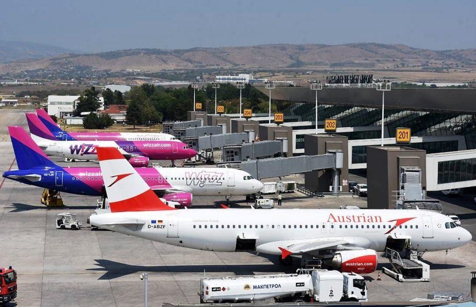 Корона вирусот ги затвори сите гранични премини и Скопскиот аеродром