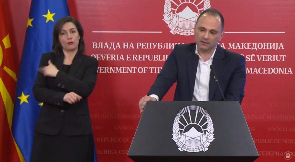 Македонија уште во јануари имала лица заразени со коронавирус