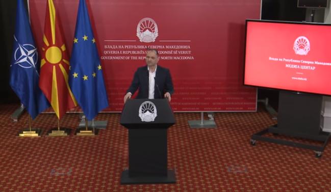 (ВО ЖИВО) Прес-конференција на министерот за здравство Венко Филипче