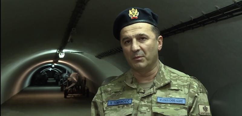 Кривична пријава за командантот на воената морнарица на Црна Гора: Го напуштил карантинот