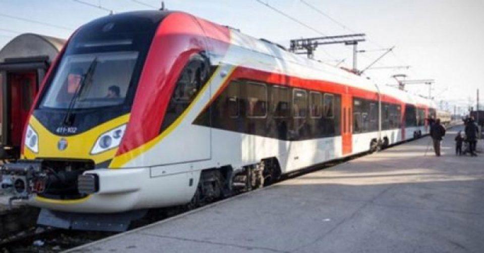 Се враќа железничката линија Скопје-Приштина