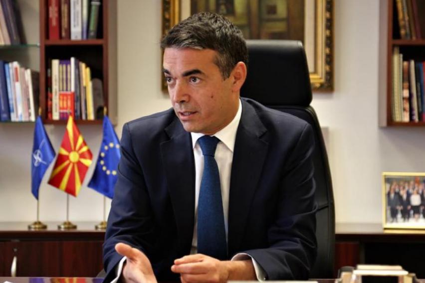ВМРО-ДПМНЕ: Димитров е соучесник на Заев во мафијашката власт