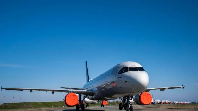 Ербас ги стопира плановите за новиот авион за долги летови A321