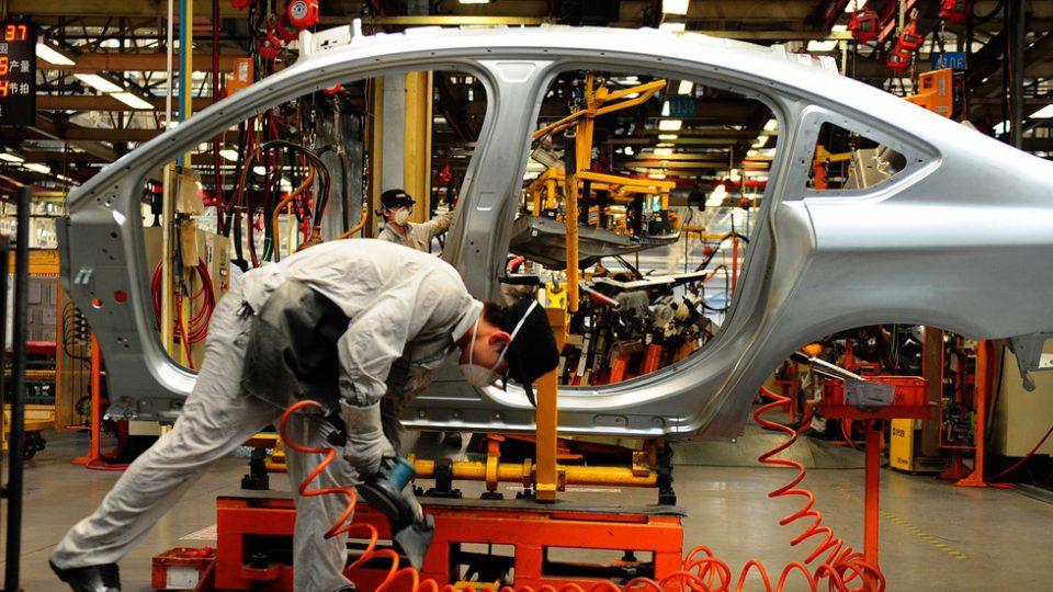Производство на автомобили во Кина продолжува со полно темпо