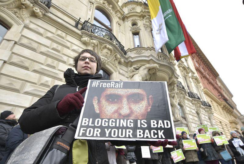 Саудиска Арабија ја укинува казната со камшикување