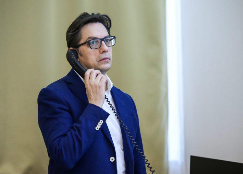 Пендаровски – Лајчак: Со назначување на специјалниот претставник, ЕУ испраќа позитивен сигнал за регионот