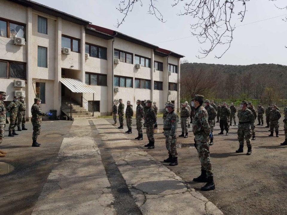 Ѓурчиновски: Армијата најодговорно и професионално ги извршува доделените задачи